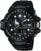 CASIO watch G-SHOCK GULFMASTER GWN-1000B-1AJF Men from japan F/S
