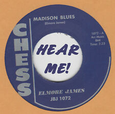 R&B REPRO: ELMORE JAMES - Madison Blues/Stormy Monday Blues CHESS