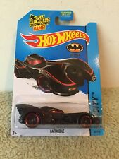New 2013 Hot Wheels City Bat Mobile With Red