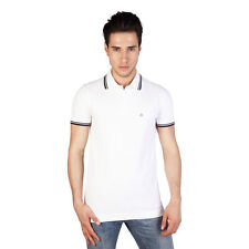 Calvin Klein Patternless Fitted Casual Shirts & Tops for Men