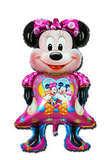 110cm Disney Minnie Mouse Foil Balloon Kids Girl Party Favor Supply Props Gift