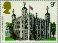 GREAT BRITAIN - 1978 - The Tower of London - Historic Buildings - MNH - Sc. #831