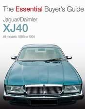 Jaguar DAIMLER Xj40 Xj6 Sovereign Buyers Guide