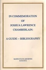 In Commemoration Of General Joshua L Chamberlain/Civil War/A Guide-Bibliography