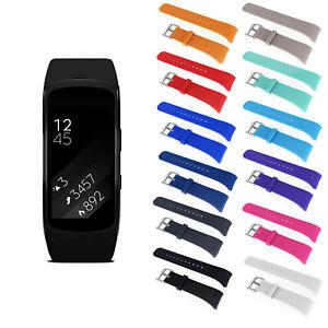 Ersatz Armband Samsung Gear Fit 2 & Gear Fit 2 Pro Smartwatch SMR360 Fitness