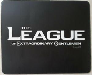 League of Extraordinary Gentlemen Mousepad Mouse Mat Black Non-Slip Official