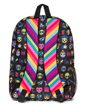 Nwt Fashion Angels Style.Lab Girls Rainbow Emoji Backpack Bookbag Book Bag New