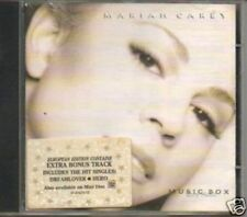 88) - CD - Mariah Carey - Music Box - 1993 -With Bonus Track - Never Been Played