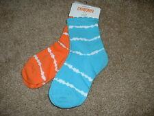 Gymboree Tropical Bloom Tie Dye Socks 2pk Size 12-18 18-24 mos NWT Baby Girl $9