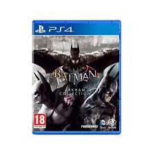 Warner Bros Batman: Arkham Collection per Sony PlayStation 4 DC Comics