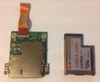 Dell Alienware M15X R2 PCMCIA Port Board + USB 3.0 Express Card 2 Port 0CYFN6