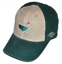 2020 MASTERS 1934 Collection EXPLORER (STONE/GREEN) SLOUCH Golf HAT from AUGUSTA