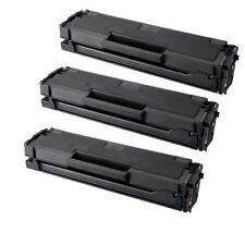 3-Pack/Pk MLT-D111S  111s Toner Cartridge For Samsung Xpress M2020W M2070FW