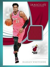 2019 Panini Dunk DIGITAL Hassan Whiteside Immaculate Collection