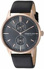 Kenneth Cole New York Men's Stainless Steel Silver Casual Watch KC50562001