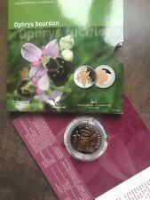 5 Euro Luxemburg PP Naturserie Orchidee 2012 -  nur 3.000 Exemplare