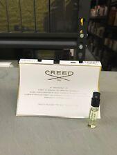 Creed Original Vetiver Men Sample Vial 0.08 oz 2.5 ml Eau De Parfum Spray New
