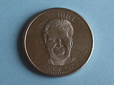 1996 NHLPA Brett Hull #16 Limited Edition Hockey Greats Coin Collection NHL