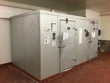 Used 14' X 8' Freezer Cooler Walk-in With Floor & Evaporators In Minnesota