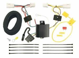 Trailer Wiring Harness Kit For 11-20 Mitsubishi Outlander Sport RVR 10-17 Lancer