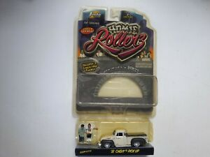 Homie Rollers '51 Chevy Pick Up with Sleepy & O.G. Jada Toys 1:64 Scale