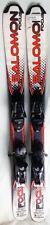 Salomon X-Wing Focus Skis 125 cm with L10 Bindings - USED - Standard