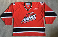 WESTERN HOCKEY LEAGUE Large Jersey - WHL CHL Red All-Star