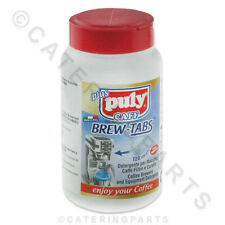 PULYCAFF BREW TABS DETERGENT CLEANING 120 4g TABLETS FOR COFFEE MAKER MACHINES