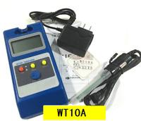 HOT! WT10A Digital Gauss Meter,Surface Magnetic Field Tester,Tesla Meter