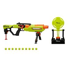 Nerf Rival Jupiter XIX-1000 Edge Series, Target, 10 Rounds Toy Ball Blaster Gun