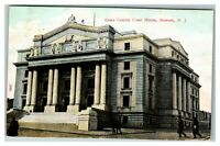 Newark NJ, Essex County Courthouse, New Jersey c1909 Postcard Z52