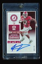 KENYAN DRAKE 2016 PANINI CONTENDERS COLLEGE PLAYOFF TICKET AUTO RC #/15 DOLPHINS