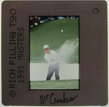 MARK McCUMBER NBC MASTERS US BRITISH OPEN 11 WINS  ORIGINAL SLIDE 4