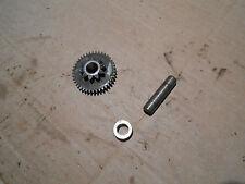 Yamaha TTR 225 TTR225 TT-R 225 04 2004 electric starter drive gears gear