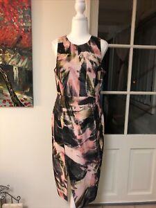 Wayne Cooper Size 12 Midi Dress