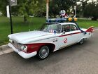 1960 Plymouth Belvedere  1960 Plymouth Belvedere Sedan White RWD Automatic