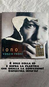 """Raro """"Io No"""" Vasco Rossi NUOVO sigillato CD promo/fuori catalogo"""