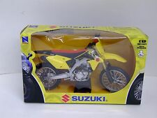 TOY MOTORCYCLE 1:12 SCALE SUKUKI RM-Z450