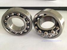 1pc New Self Aligning Ball Bearings 1205 25x52x15mm self align double row matrix