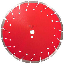 "18"" SUPER G Powerful Diamond Blade Hard Concrete Brick Rebar Stone CUT ALL-BEST"