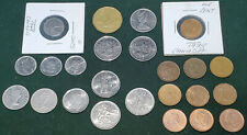 CANADA LOT 24 COINS COLLECTION DIFFERENT CANADIAN COINS OLYMPIC 25 CENT 5 10 $ 1