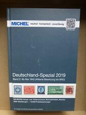 Michel Deutschland Spezial Katalog 2019 Band 2
