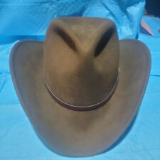 stetson cowboy hat - MELLOW FELT - 100% WOOL CRUSHABLE - WATER REPELLANT     #56