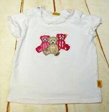 STEIFF Sweet Teddy Boy Shirt mit Teddy blau Gr.56-86 NEU 6722511