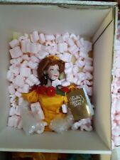 Franklin Mint Belle Watling Doll N.I.B