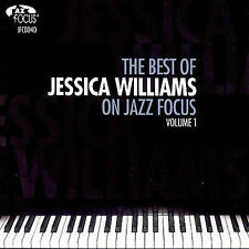 FREE US SHIP. on ANY 2 CDs! ~Used,VeryGood/Good CD Jessica Williams: Best of Jes