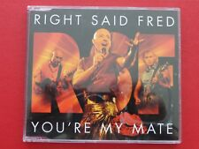 RIGHT SAID FRED - YOU'RE MY MATE , Maxi EP Musik CD Rock Pop ~032