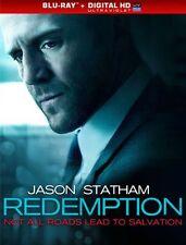 Redemption Blu-ray+DIGITAL HD COPY  US VERSION
