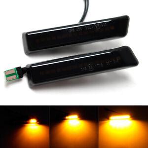 LED Dynamic Side Marker Light Lamp For BMW E36 318i 328i 323i M3 Facelift X5 E53