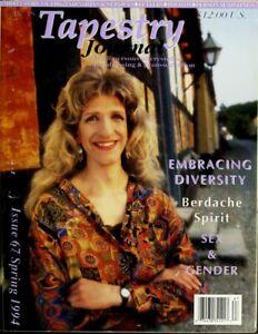 Tapestry Journal TV TS Crossdressing Magazine, Issues #66, #67 TS, TV, CD